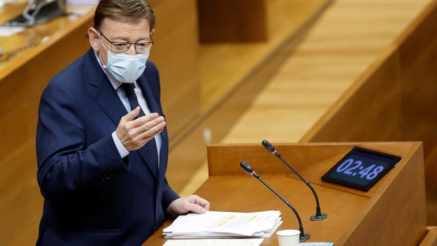 Puig anuncia otros cinco millones en ayudas directas para el ocio nocturno