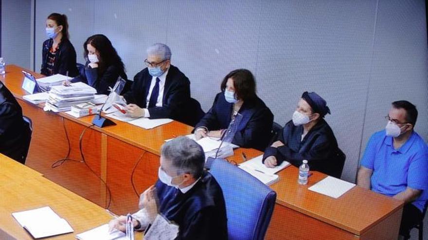 Juicio a Maje: Las declaraciones en un programa de televisión