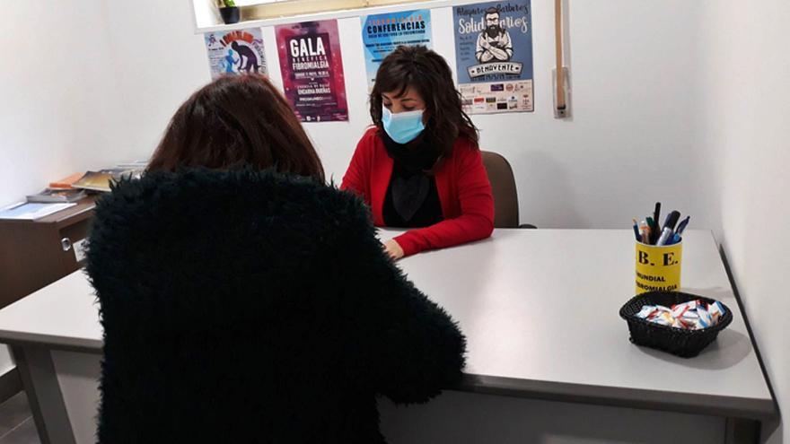 Conceden la incapacidad absoluta a una teleoperadora que padece fibromialgia en Zamora