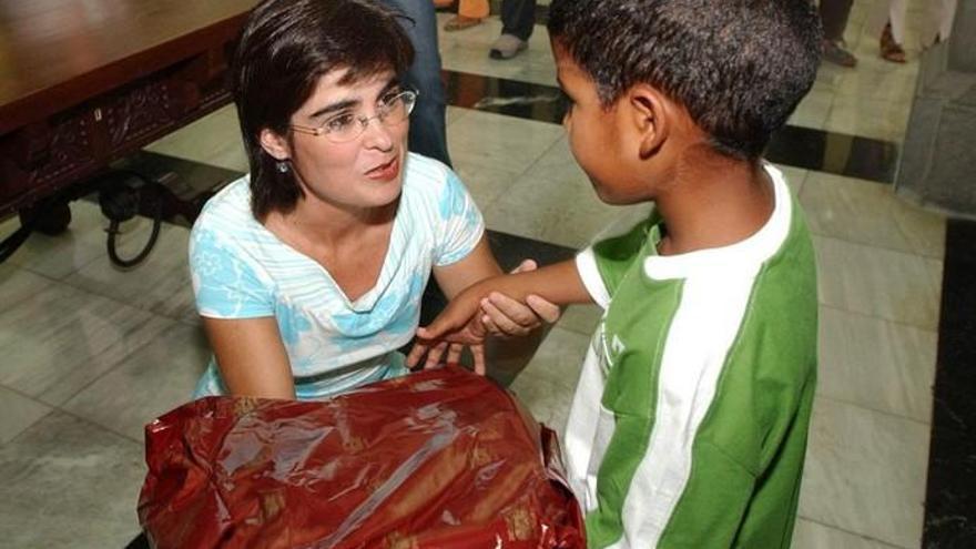 La vida política de Carolina Darias, nueva ministra de Política Territorial y Función Pública