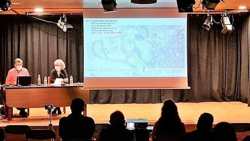 El govern d'Olesa detalla quins seran els efectes del nou POUM a les Planes