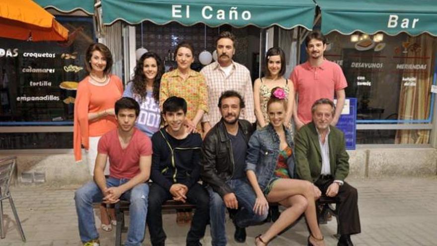 """Antena 3 estrena """"Vive cantando"""""""
