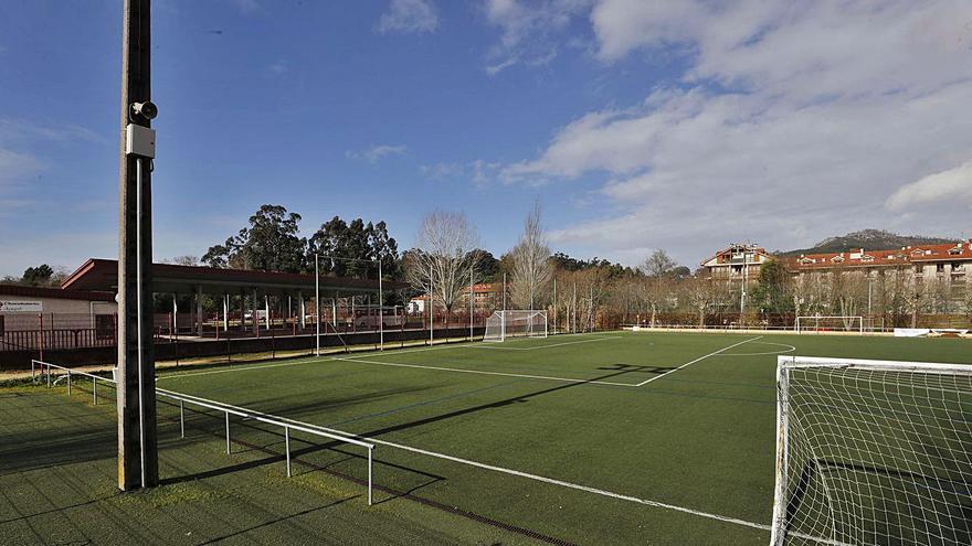As Cercas cambiará de césped este verano por 200.000 euros