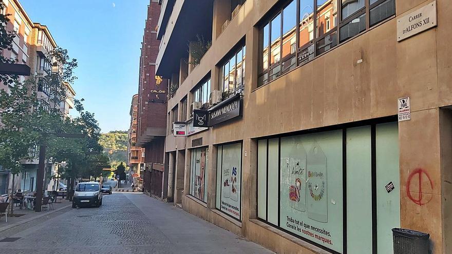 El carrer Alfons XII es convertirà en el passeig de la República per la festa major