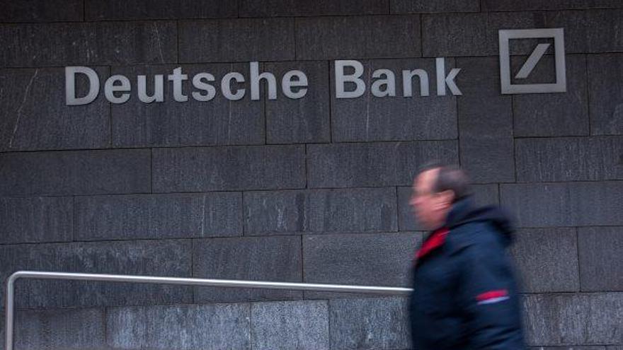 El Deutsche Bank demana perdó per mala praxi i pèrdues multimilionàries