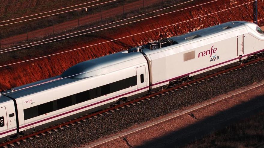 Renfe relanza Avlo, su tren 'low cost', el 23 de junio con billetes a 5 euros a partir del martes