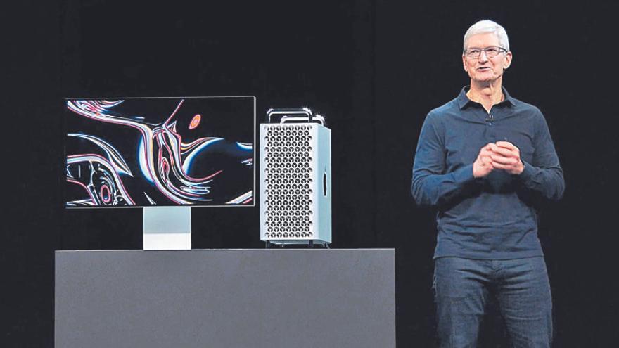 L'ordinador més potent del món no tindrà iTunes