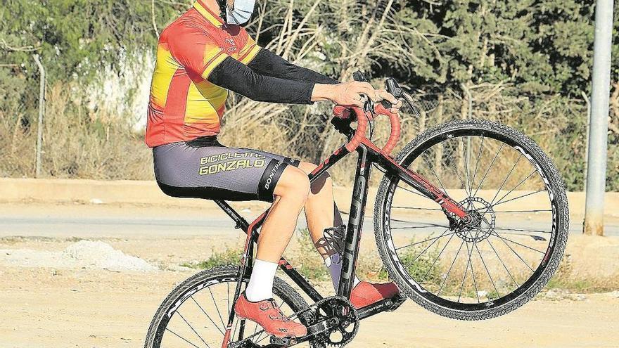 """""""Con 17 años dejé el ciclismo por la presión que recibí. Era todo correr, ganar y nada más"""""""