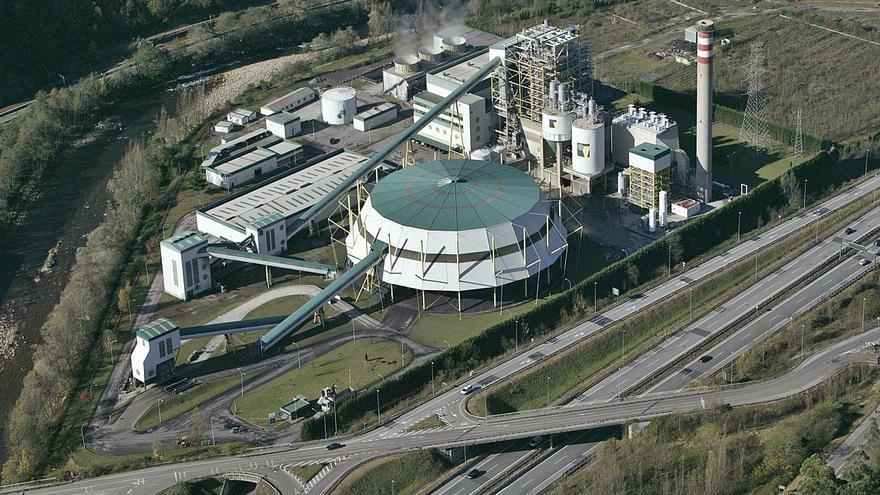 """La Hunosa """"verde"""", más cerca: empieza la tramitación para la central de biomasa de La Pereda"""