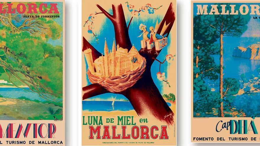 Wie Mallorcas erste Touristen auf die Insel gelockt wurden