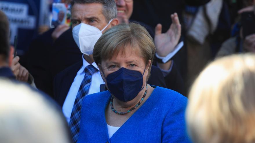 Adiós a Angela Merkel, la cancillera de las crisis
