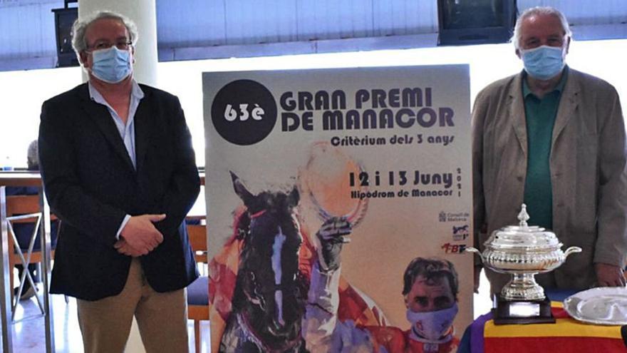 Presentación del cartel y sorteo de dorsales del 'Gran Premi Manacor'