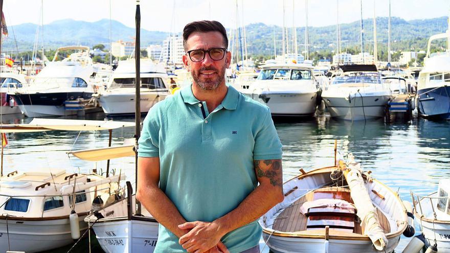 Miguel Tur, concejal de Turismo del Ayuntamiento de Sant Antoni: «Sant Antoni es punta de lanza de la gastronomía en la isla de Ibiza»