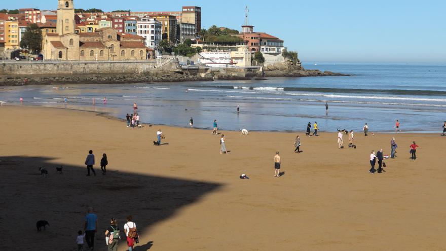 La evolución de la arena en San Lorenzo se observará con drones durante un año