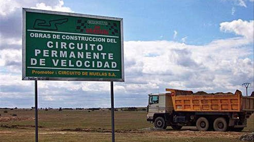 Cerezal destinará los terrenos del circuito de velocidad a una planta fotovoltaica
