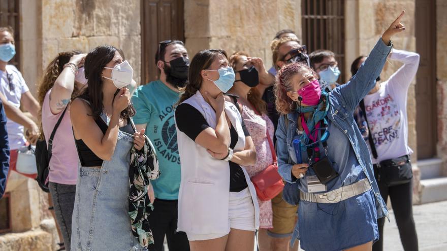 El tiempo en Castilla y León: Máximas por encima de lo normal hasta el sábado