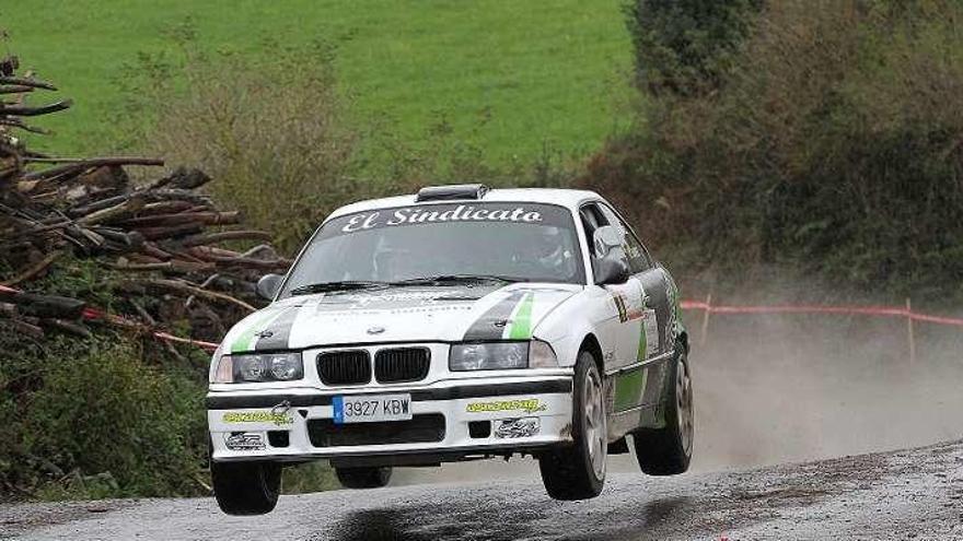 Carreño acoge este fin de semana una nueva edición del RallySprint