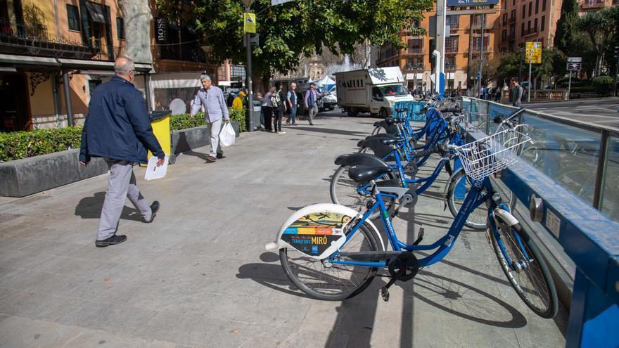 Bicipalma contará con el doble de estaciones y llegará a 15 barrios más