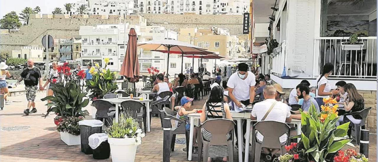 Las empresas turísticas que optaron a las ayudas debían acreditar caídas de ingresos del 30% durante el año 2020.