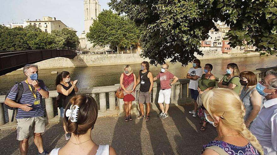 Resseguint el passat jueu de Girona