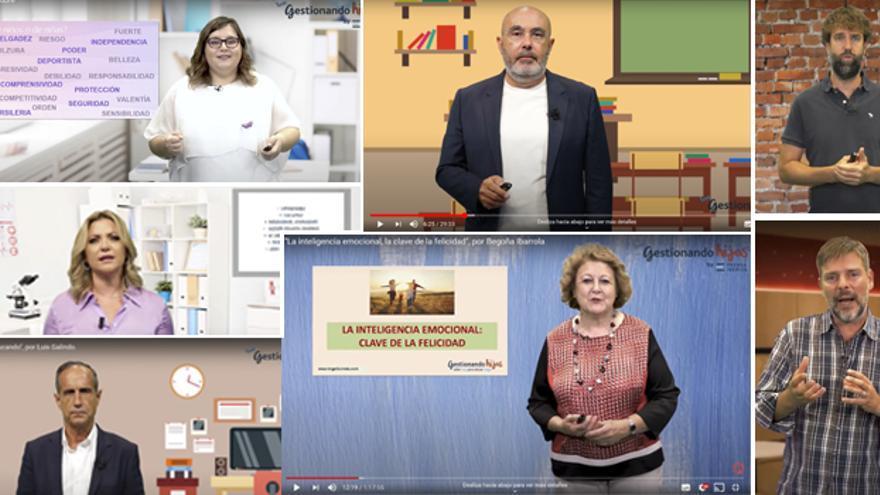 """Así ha sido  """"Gestionando Hijos 2020"""", el mayor evento de ideas educativas de España"""