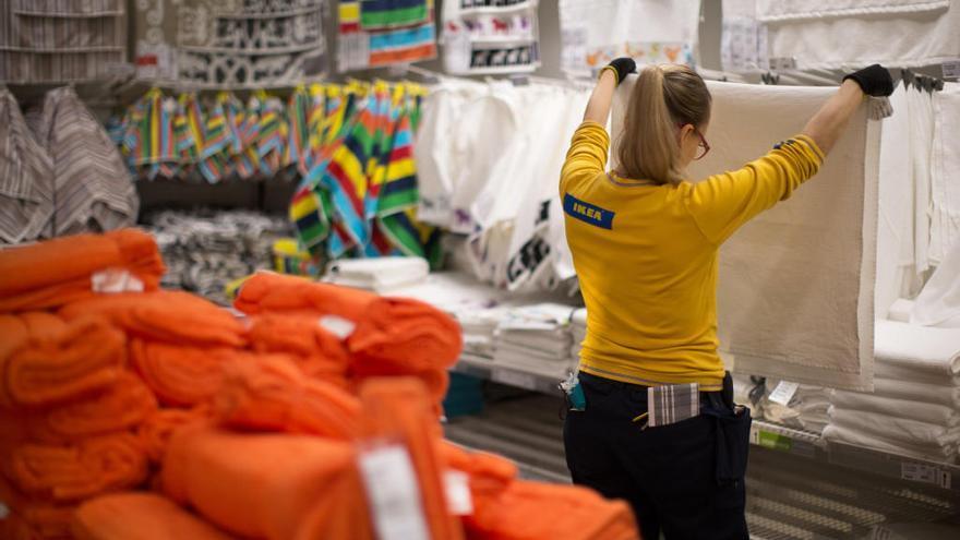 El TSJ tumba el recurso de Ikea y le niega la posibilidad de abrir domingos y festivos