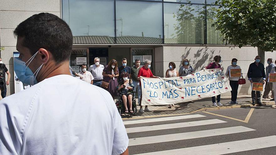 El Movimiento por la Sanidad insta a los alcaldes a reclamar los médicos que faltan