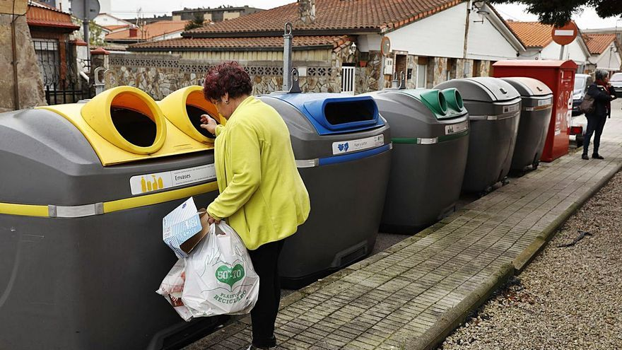 Gijón plantea que los vecinos que no reciclen paguen más por la bolsa de basura