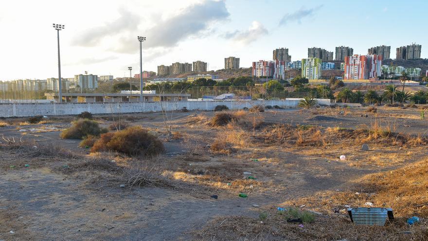Deportes proyecta una piscina municipal de 50 metros en el Valle de Jinámar