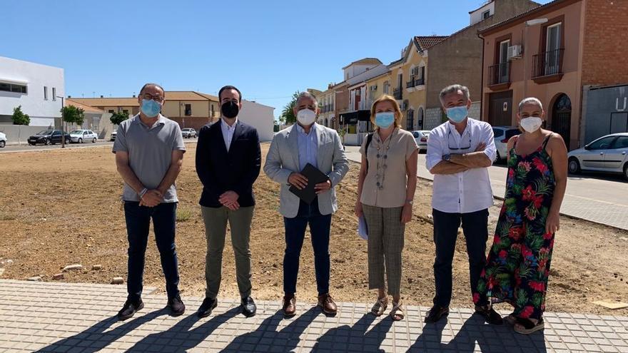Empleo construirá una oficina nueva del SAE en Fuente Palmera