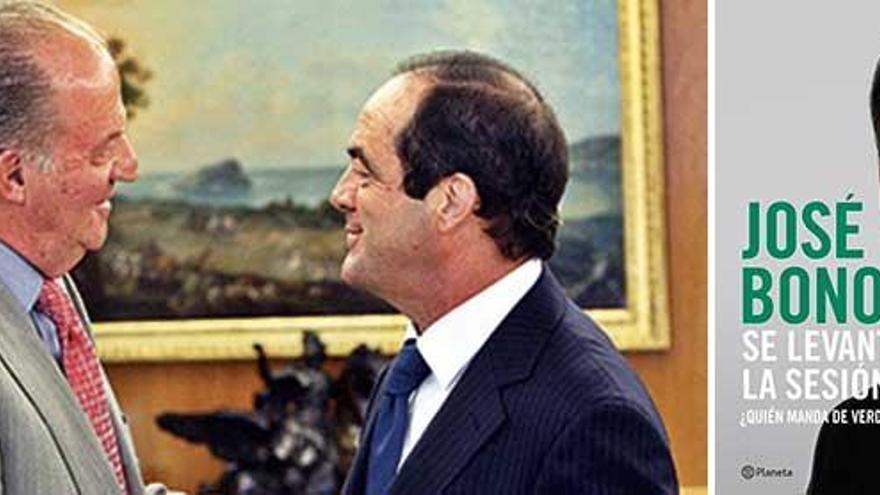 El Rey censuró al president Antich en una audiencia con Bono en Marivent