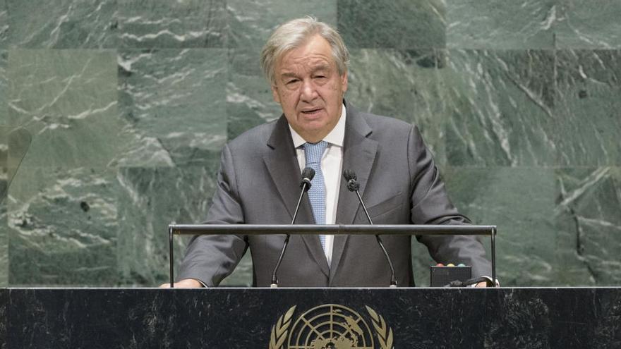 La ONU critica a los países que ignoran a la OMS sobre la Covid-19
