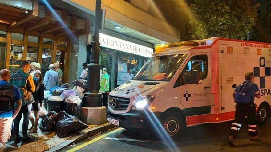 Fallece una mujer tras ser brutalmente agredida por su pareja en Oviedo