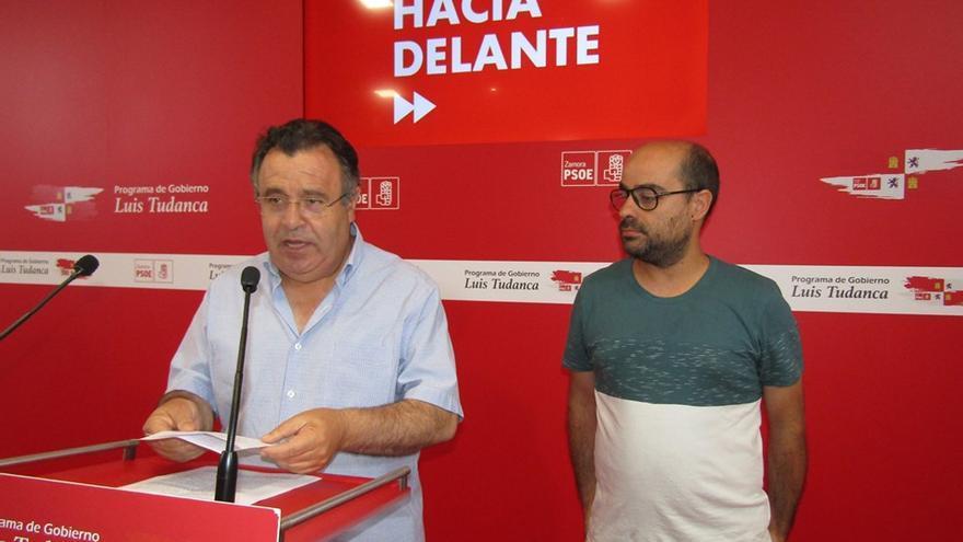 """Alcaldes del PSOE de Zamora reivindican """"apoyo real"""" en los presupuestos de Junta y Diputación"""
