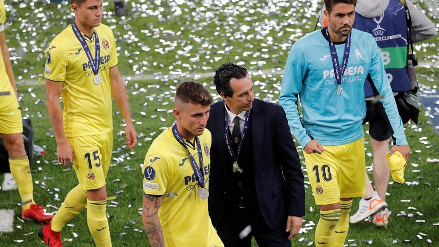 Elogios y muestras de orgullo para el Villarreal en las redes pese a la derrota