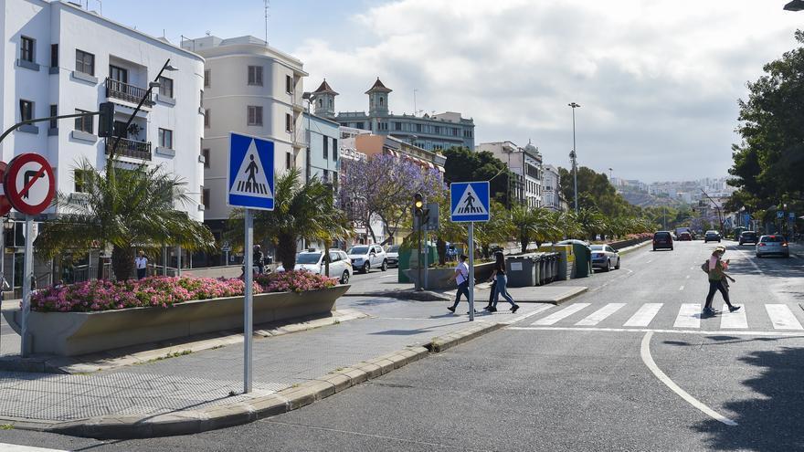Urbanismo prolongará el bulevar del Guiniguada hasta la rotonda del Batán