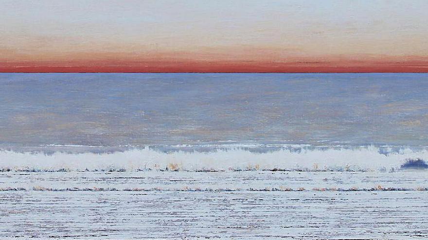 El mar de Óscar Bento