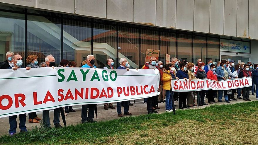 """Cuatro nuevas bajas dejan a 13 pueblos de Sayago sin médico: """"La situación es gravísima"""""""