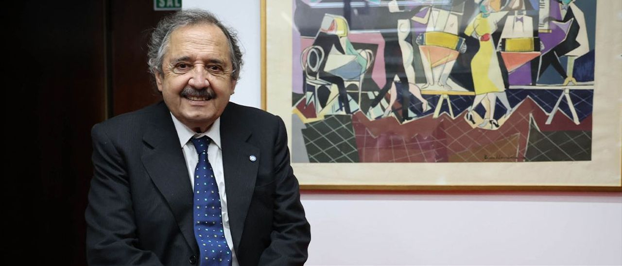 Eduardo Alfonsín, embajador de Argentina en España.