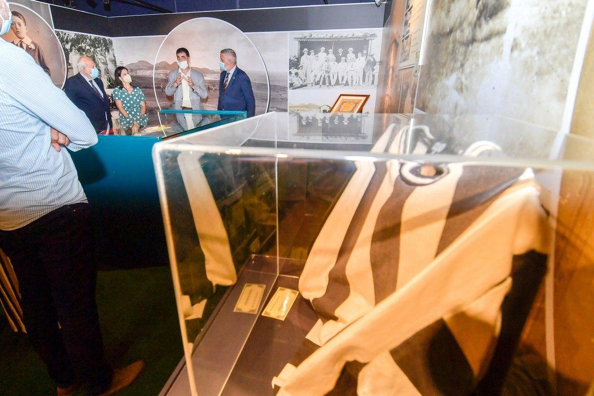 Exposición sobre la huella británica en la capital grancanaria