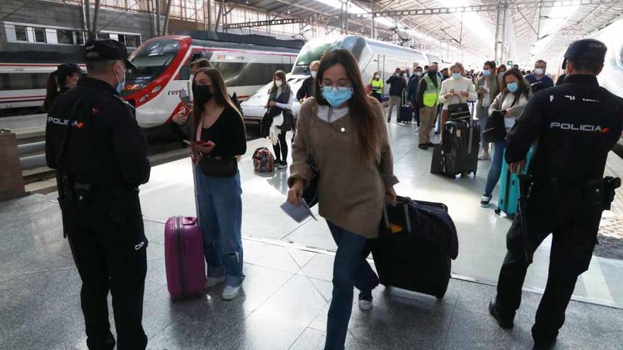 Renfe recupera la semana que viene cuatro trenes más entre Málaga y Madrid