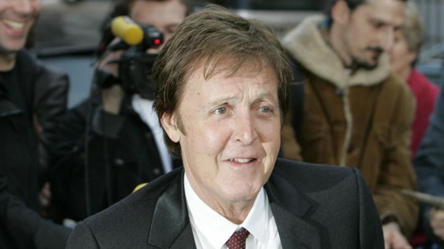 Paul McCartney actuarà a l'Estadi Olímpic de Barcelona el 17 de juny