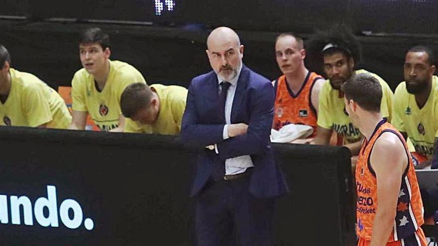 """Jaume Ponsarnau: """"Teníamos que haber entrado al partido del barro"""""""