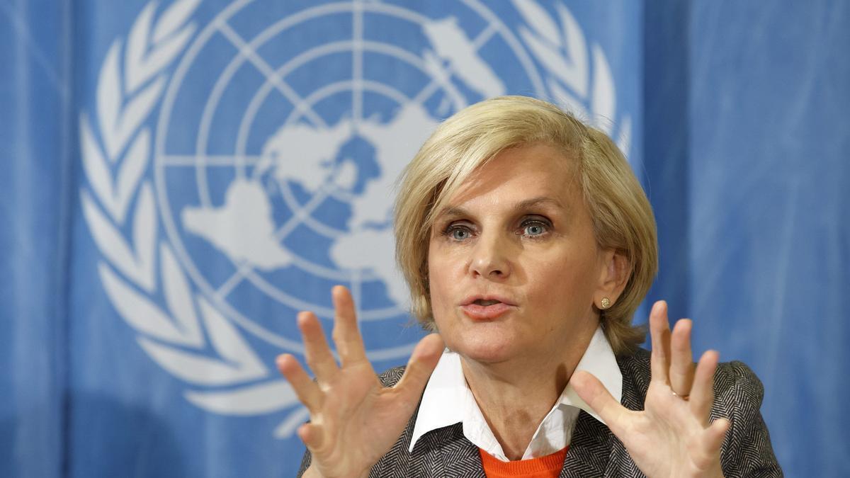 La directora de Salud Pública de la OMS, María Neira.