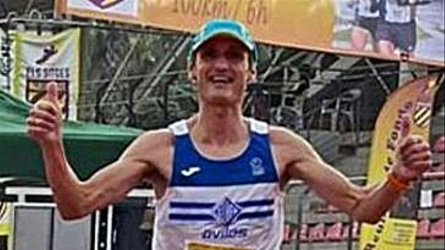 El ultrafondista Nico de las Heras sigue a lo suyo: otro récord más