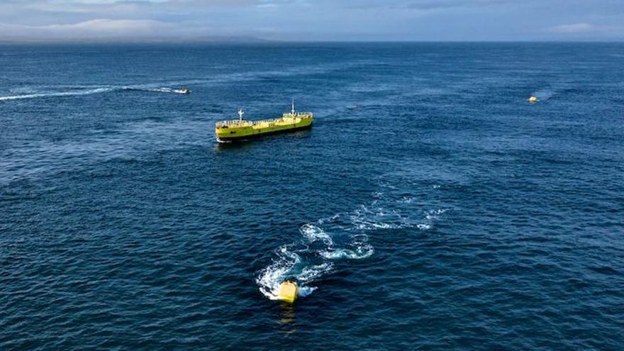 La energía de los océanos se desata