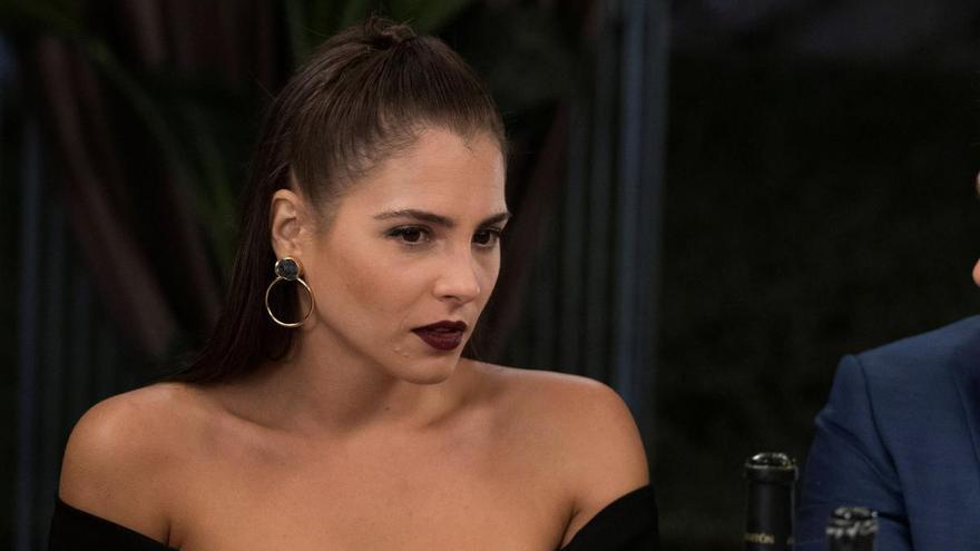 """Andrea Duro: """"No estaba en mis planes ser actriz"""""""