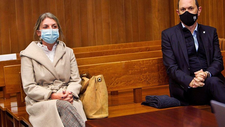 Rafael Louzán y Luisa Piñeiro, condenados a 2 años de cárcel y 8 de inhabilitación por fraude