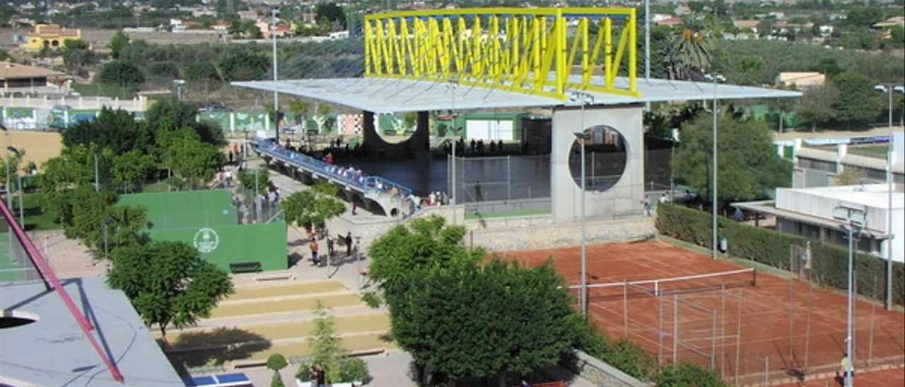 La Ciudad Deportiva de San Vicente