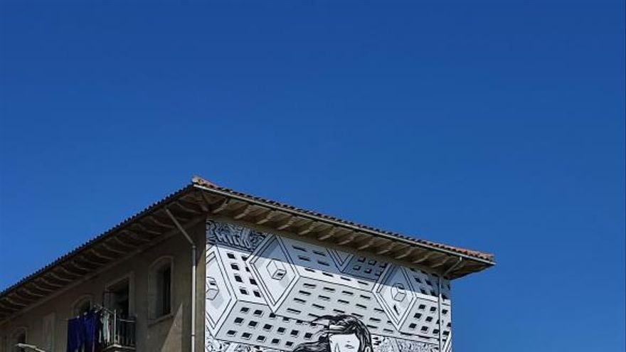 Art urbà a Ripoll amb el festival Milestone Project